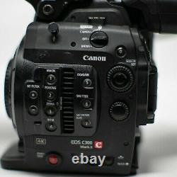 Canon D'occasion Eos C300 Mark II Cinema Eos Camera 4k Ef Mount Caméra Vidéo