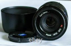 Carl Zeiss Touit 32mm F1.8 Premium Auto Focus Prime Lens Fujifilm X Mount