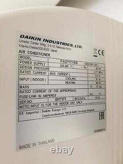 Daikin (année 2016) Wall Mounted 7.5kw Heating & Cooling Air Con Systems £499