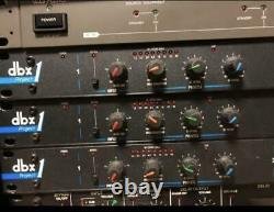 Dbx 296 Spectral Enhancer Dual Channel And Frequency Band Rack Mount Unit