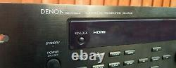 Denon Professional Dn-a7100 Support Pour Rack Da Hdmi A/v Préamplificateur Surround Xlr