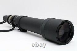 Exc+5 Nikon Nikkor P C 1200mm F11 Lentille Avec Unité De Focalisation Nikon F Mount