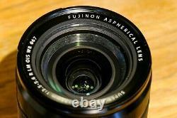 Fujifilm Fujinon Xf 18-135mm F3.5-5.6 R LM Ois Wr Fuji X Mount Noir