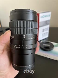 Laowa 60mm F2.8 2x Lens Ultra-macro Pour Sony E Mount Camera