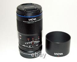 Laowa Cf 65mm F2.8 Ca-dreamer 2x Macro Lens Fuji X Mount