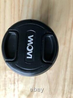 Laowa Cf 9mm F2.8 C&d Dreamer Zero-d Lens Fuji X Mount + Filtre Uv