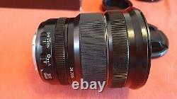 Lentille Fujifilm 10-24mm Xf F4 R Ois Pour Monture Fuji X