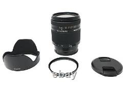 Lentille Intégrale Sony 18-250mm F/3.5-6.3, Sal18250 Pour Sony A-mount, Exc. Cond