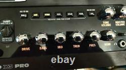 Ligne 6 Pod X3 Pro Rack Mount Guitar Multi-effet Unité Utilisée Du Japon