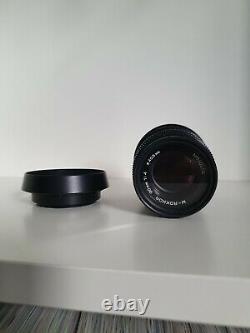 Minolta M-rokkor 90mm F/4 Pour Le Mont Leica M De Japon
