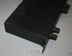 Modèle Bbe 402 Maxie Sonic Maximizer Rack Mont Unit-nice-tested-sound Enhancer