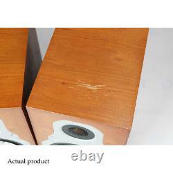 Moniteur Audio Haut-parleurs Gold Référence 10 Gr10 Cherry Stand Mount Bookshelf