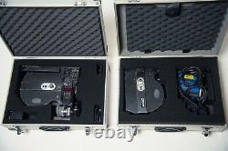 Montage Arriflex Sr1 Arri Super 16 Pl Avec Kit Intégré De Commande De Vitesse
