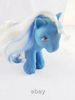 My Little Pony Mlp G1 Tornado Mountain Boy Pony Uk Exclusivité 1987 Hasbro