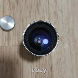 Nikon Cine-nikkor 6,5mm F1.9 Nippon Kogaku Japon Lentille De Montage En D