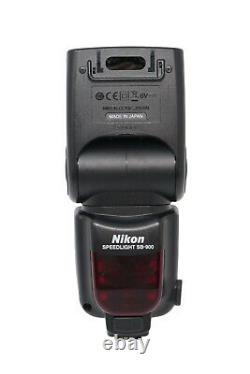 Nikon Speedlight Sb-900 Flash, Monture De Chaussures, I-ttl, Très Bon État