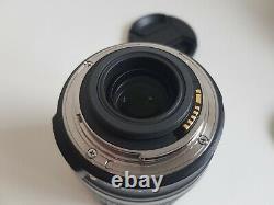 Objectif Canon Eos 18-200mm F/3.5-6.3 Pour Montage Canon Ef-s