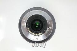 Panasonic Lumix 45-200mm Lens F4-5.6g Vario Mega O. I. S. Stabilisé Pour Le Montage M43