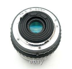 Pentax 24-50mm F4 Constante Ouverture Zoom Dans Pentax Pkaf Mount Uk Dealer