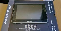 Pioneer Sph-8tab-bt 8 Récepteur D'unité Intelligente Android Bluetooth Avec Support De Tablette