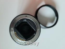 Rarely Utilise & Bonne Condition Sony Fe 16-35mm F2.8 Gm E-mount Lens