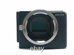 Ricoh Gxr Montage A12 Leica M Mount Converter Gr Unit Aps-c Testé Bon