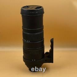 Sigma 150-500mm F/5-6.3 Apo Dg Os Hsm Camera Lens Nikon F Mount