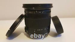 Sigma 17-70mm F/2.8-4 DC Os Hsm Macro C, Nikon F Mount