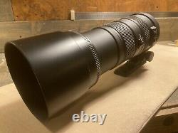 Sigma Dg 150-500mm F/5-6.3 Apo Dg Os Hsm Camera Lens Nikon F Mount