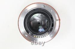 Sony 50mm Prime Lens F1.4 Dt Sam Pour Sony A-mount Sal50f14, Très Bon État