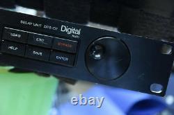 Sony Dps-d7 Digital Audio Delay Unit Rack Mount Produits D'entretien De Travail Usagés