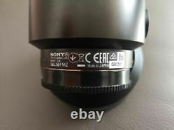 Sony Zeiss Planar 50mm F/1.4 Za Tssm Sal50f14z A-mount Full Frame Lens