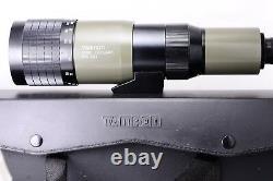 Tamron 20-60x Lens Telescope In Mint Condition Avec Appareil Photo Adaptateur De Montage T2