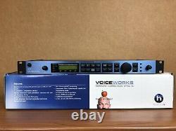 Tc Helicon Voiceworks Rack Monté Harmoniseur Vocal, Correction, Unité D'effets