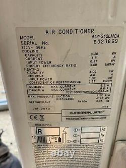 Unité De Climatisation Murale Thermopompe Fujitsu Ac