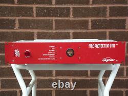 Unité De Protection Contre L'incendie De L'apw Fpu, Suppression Fm-200 800 Grammes, Support De Rack 2u No Gas