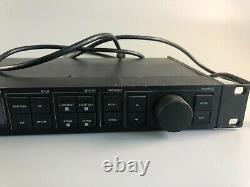 Vintage Tc Electronic M-one Dual Effects Processor Rack Monting Unit Enregistrement