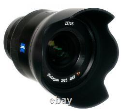 Zeiss Batis 25mm F/2 Ultra Large Angle Af Lens Sony E-mount Full Frame Fe 2/25