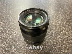 (pa2) Fujifilm Fujinon Xf 18-135mm F3.5-5.6 R LM Ois Wr Fuji X Mount Noir